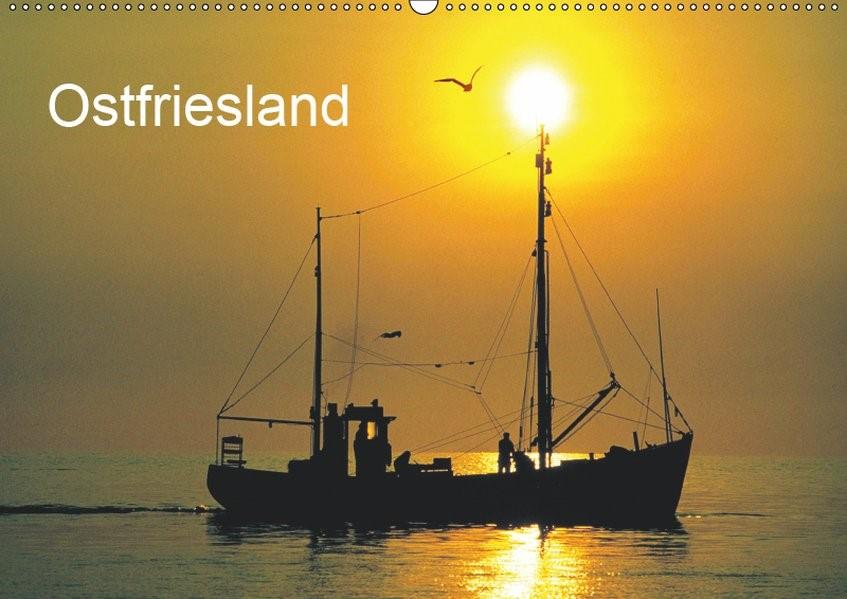 Ostfriesland (Wandkalender 2019 DIN A2 quer) | Boyungs / Großmann / Steinkamp | 6. Edition 2018, 2018 (Cover)