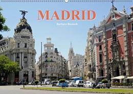 Abbildung von Boensch | Madrid (Wandkalender 2019 DIN A2 quer) | 6. Edition 2018 | 2018 | Spaniens königliche Hauptstadt...
