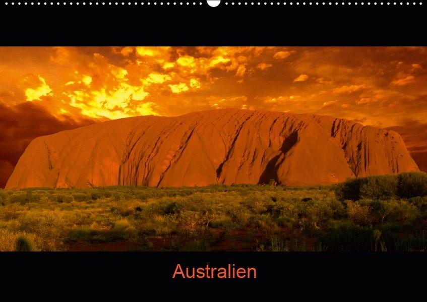 Abbildung von Mende   Australien (Wandkalender 2019 DIN A2 quer)   6. Edition 2018   2018