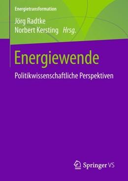 Abbildung von Radtke / Kersting | Energiewende | 1. Auflage | 2018 | beck-shop.de