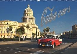Abbildung von Krajnik | Cuba Cars (Wandkalender 2019 DIN A2 quer) | 6. Edition 2018 | 2018 | Ein Foto-Kalender mit Kubas Ol...