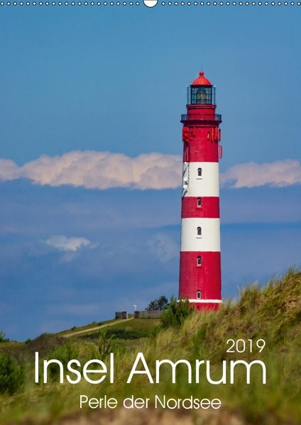 Abbildung von Dölling | Insel Amrum (Wandkalender 2019 DIN A2 hoch) | 6. Edition 2018 | 2018