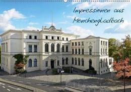 Abbildung von Gesellschaft Mönchengladbach Mbh | Impressionen aus Mönchengladbach (Wandkalender 2019 DIN A2 quer) | 6. Edition 2018 | 2018