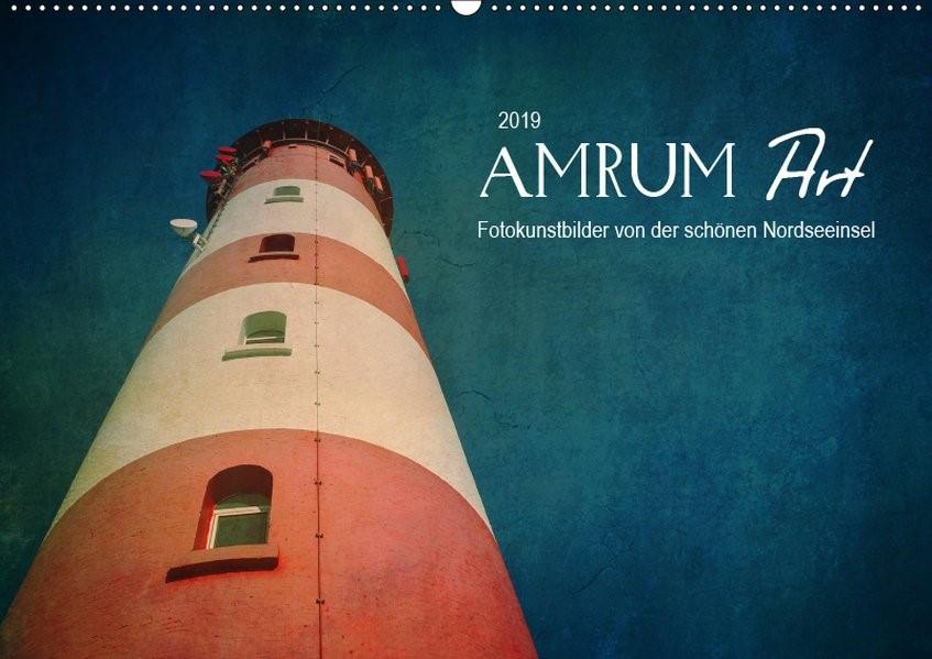 Abbildung von Dölling | AMRUM Art (Wandkalender 2019 DIN A2 quer) | 6. Edition 2018 | 2018