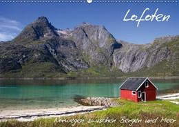 Abbildung von Gimpel | Lofoten - Norwegen zwischen Bergen und Meer (Wandkalender 2019 DIN A2 quer) | 6. Edition 2018 | 2018 | Lofoten - Küsten, Berge, Blick...