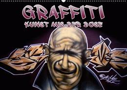Abbildung von Acme | Graffiti - Kunst aus der Dose II (Wandkalender 2019 DIN A2 quer) | 6. Edition 2018 | 2018 | Graffiti ist Kunst und bedeute...