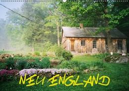 Abbildung von Gimpel | Neu England (Wandkalender 2019 DIN A2 quer) | 6. Edition 2018 | 2018 | Der Nordorsten der USA mit sei...