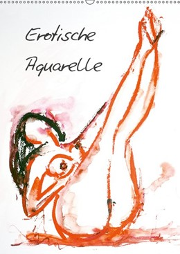 Abbildung von Kraus   Erotische Aquarelle (Wandkalender 2019 DIN A2 hoch)   6. Edition 2018   2018   Erotische Frauen in Aquarell (...