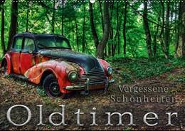Abbildung von Adams | Oldtimer - Vergessene Schönheiten (Wandkalender 2019 DIN A2 quer) | 6. Edition 2018 | 2018 | Fotografien abgesteller Oldtim...