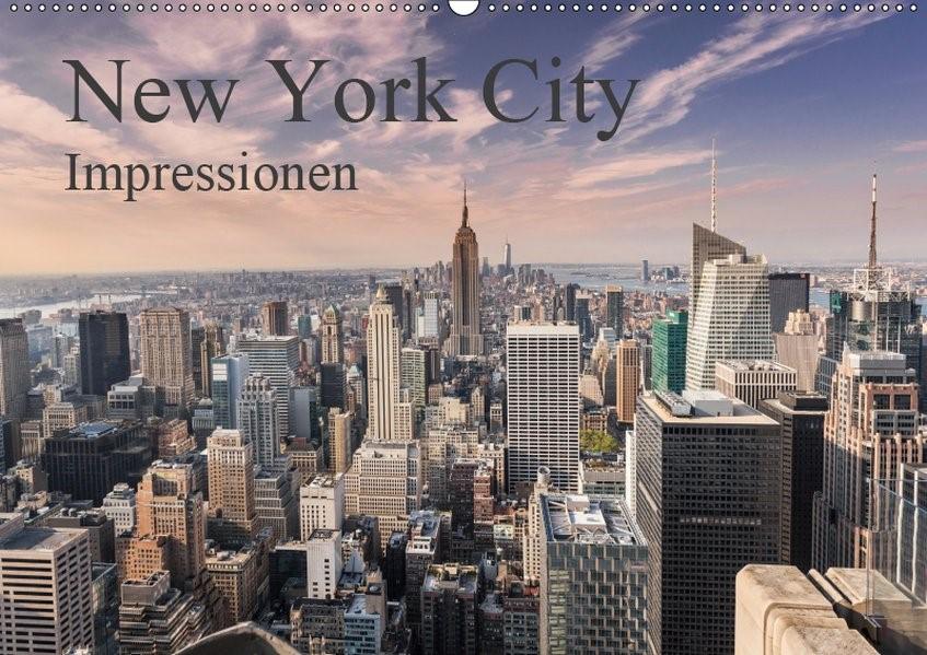 Abbildung von Aatz | New York City Impressionen / Geburtstagskalender (Wandkalender 2019 DIN A2 quer) | 6. Edition 2018 | 2018