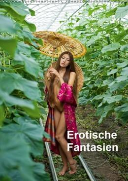 Abbildung von Docskh | Erotische Fantasien (Wandkalender 2019 DIN A2 hoch) | 6. Edition 2018 | 2018 | Erotik vom Feinsten (Monatskal...