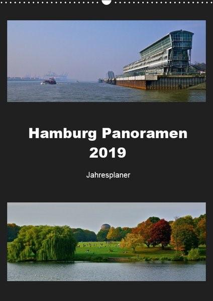 Abbildung von © Mirko Weigt | Hamburg Panoramen 2019 . Jahresplaner (Wandkalender 2019 DIN A2 hoch) | 6. Edition 2018 | 2018