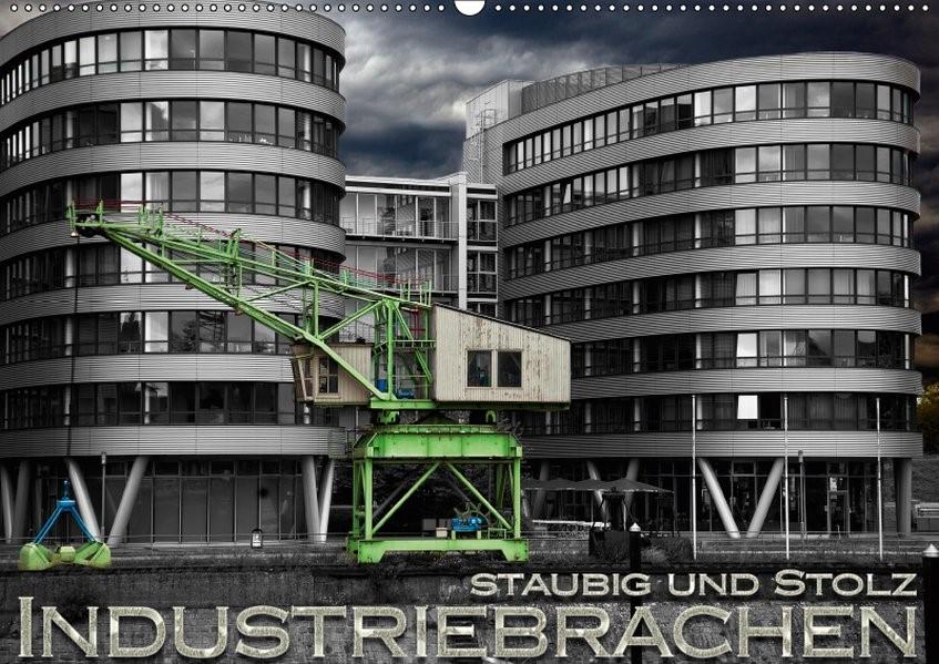 Abbildung von Adams Foto-You. De | Industriebrachen  staubig und stolz (Wandkalender 2019 DIN A2 quer) | 5. Edition 2018 | 2018