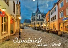 Abbildung von Krause | Osnabrück ...meine Stadt (Wandkalender 2019 DIN A2 quer) | 5. Edition 2018 | 2018