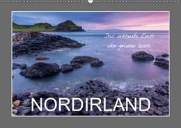 Abbildung von Böhme | Nordirland - das schönste Ende der grünen Insel (Wandkalender 2019 DIN A2 quer) | 5. Edition 2018 | 2018 | Faszination Nordirland (Monats...