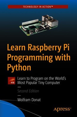 Abbildung von Donat | Learn Raspberry Pi Programming with Python | 2018 | Learn to Program on the World'...