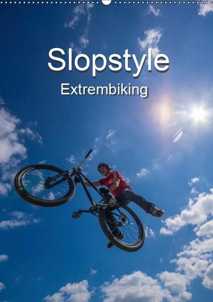Abbildung von Drees | Slopestyle Extrembiking (Wandkalender 2019 DIN A2 hoch) | 3. Edition 2018 | 2018