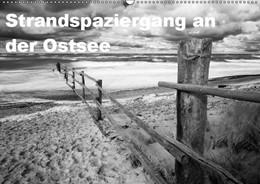 Abbildung von Krebs | Strandspaziergang an der Ostsee (Wandkalender 2019 DIN A2 quer) | 5. Edition 2018 | 2018 | Schwarzweiss-Aufnahmen entstan...