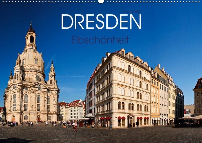 Abbildung von Boettcher | Dresden - Elbschönheit (Wandkalender 2019 DIN A2 quer) | 5. Edition 2018 | 2018