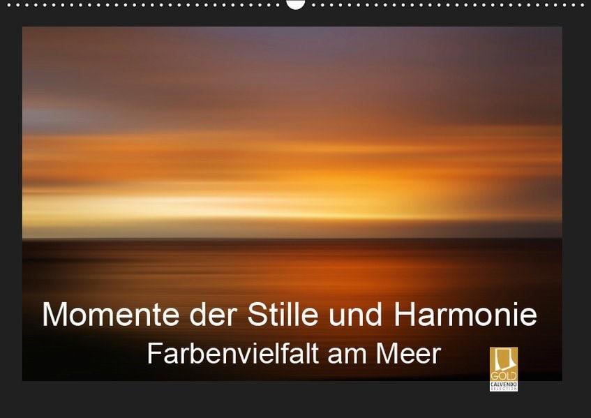 Abbildung von Doerk | Momente der Stille und Harmonie (Wandkalender 2019 DIN A2 quer) | 4. Edition 2018 | 2018