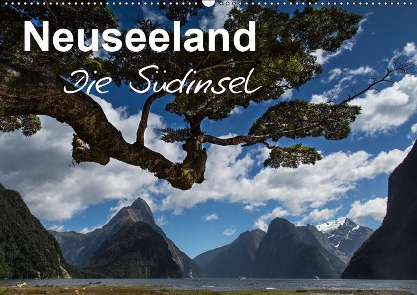 Abbildung von Böhme | Neuseeland - Die Südinsel (Wandkalender 2019 DIN A2 quer) | 4. Edition 2018 | 2018