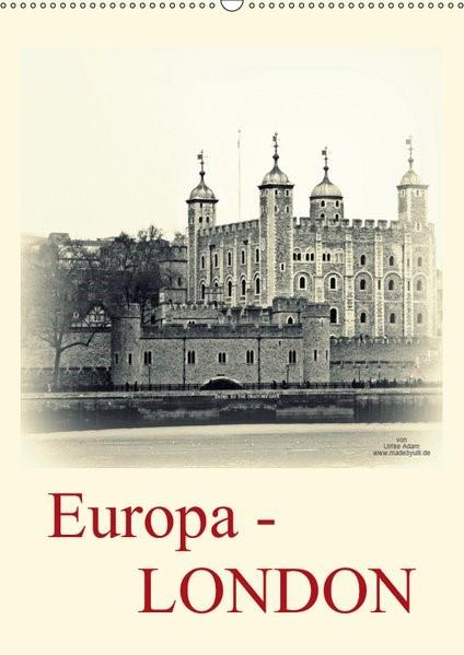 Abbildung von Adam | Europa - LONDON (Wandkalender 2019 DIN A2 hoch) | 4. Edition 2018 | 2018