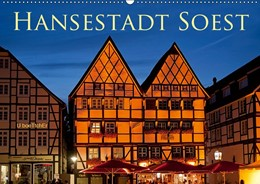 Abbildung von Boettcher | Hansestadt Soest (Wandkalender 2019 DIN A2 quer) | 4. Edition 2018 | 2018 | Soest - die alte Hansestadt er...