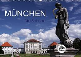 Abbildung von Boettcher | München - Die Schöne (Wandkalender 2019 DIN A2 quer) | 4. Edition 2018 | 2018 | München - Die Hauptstadt Bayer...
