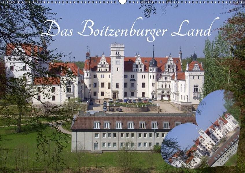 Abbildung von Mellentin | Das Boitzenburger Land (Wandkalender 2019 DIN A2 quer) | 3. Edition 2018 | 2018