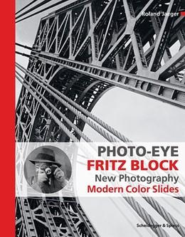 Abbildung von Jaeger | Photo-Eye Fritz Block | 1. Auflage | 2018 | beck-shop.de