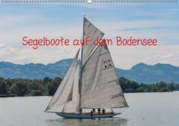 Abbildung von Docskh | Segelboote auf dem Bodensee (Wandkalender 2019 DIN A2 quer) | 4. Edition 2018 | 2018 | Monatskalender, 14 Seiten (Mon...
