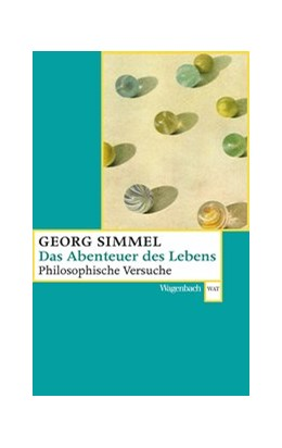Abbildung von Simmel | Das Abenteuer des Lebens | 1. Auflage | 2018 | beck-shop.de