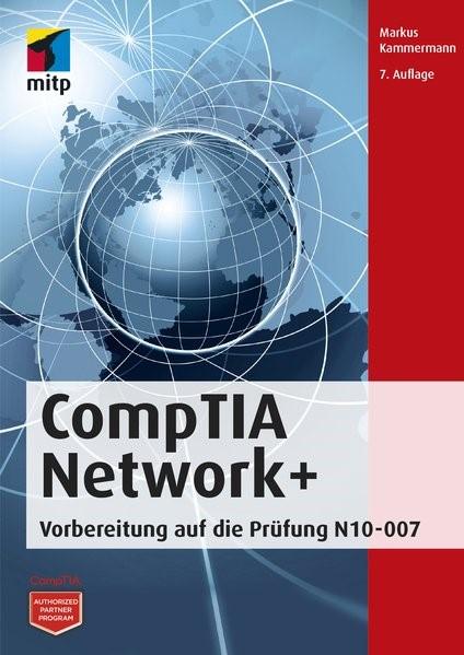 CompTIA Network+ | Kammermann | 7. Auflage, 2018 | Buch (Cover)