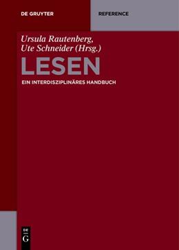 Abbildung von Rautenberg / Schneider   Lesen   1. Auflage   2018   beck-shop.de