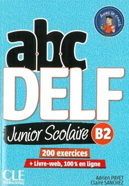 Abbildung von abc DELF Junior Scolaire B2 | 1. Auflage | 2018 | beck-shop.de