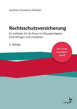 Abbildung von Cornelius-Winkler   Rechtsschutzversicherung   4. Auflage   2019   Ein Leitfaden für die Praxis m...