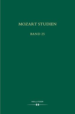 Abbildung von Schmid / Volek / JonáSová | Mozart Studien Band 25 | 2018