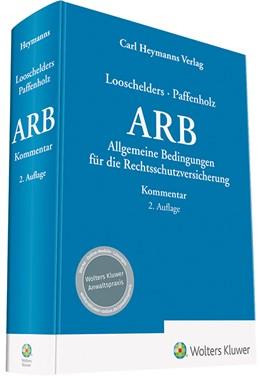 Abbildung von Looschelders / Paffenholz (Hrsg.) | Allgemeine Bedingungen für die Rechtschutzversicherung | 2. Auflage | 2019