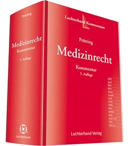 Abbildung von Prütting | Medizinrecht | 5. Auflage | 2019
