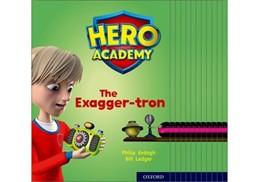 Abbildung von Hero Academy: Oxford Level 7, Turquoise Book Band: Mixed pack   2018