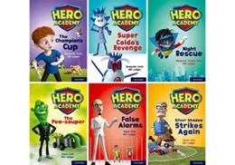 Abbildung von Hero Academy: Oxford Level 9, Gold Book Band: Class pack | 2018