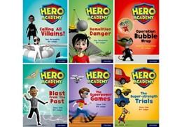 Abbildung von Hero Academy: Oxford Level 10, White Book Band: Class pack | 1. Auflage | 2018 | beck-shop.de