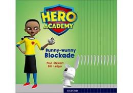 Abbildung von Hero Academy: Oxford Level 11, Lime Book Band: Mixed pack | 1. Auflage | 2018 | beck-shop.de