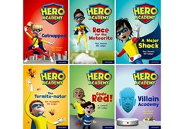 Abbildung von Hero Academy: Oxford Level 12, Lime+ Book Band: Class pack | 1. Auflage | 2018 | beck-shop.de