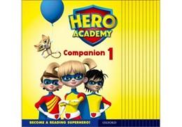 Abbildung von Hero Academy: Oxford Levels 1-6, Lilac-Orange Book Bands: Companion 1 Class Pack   2018