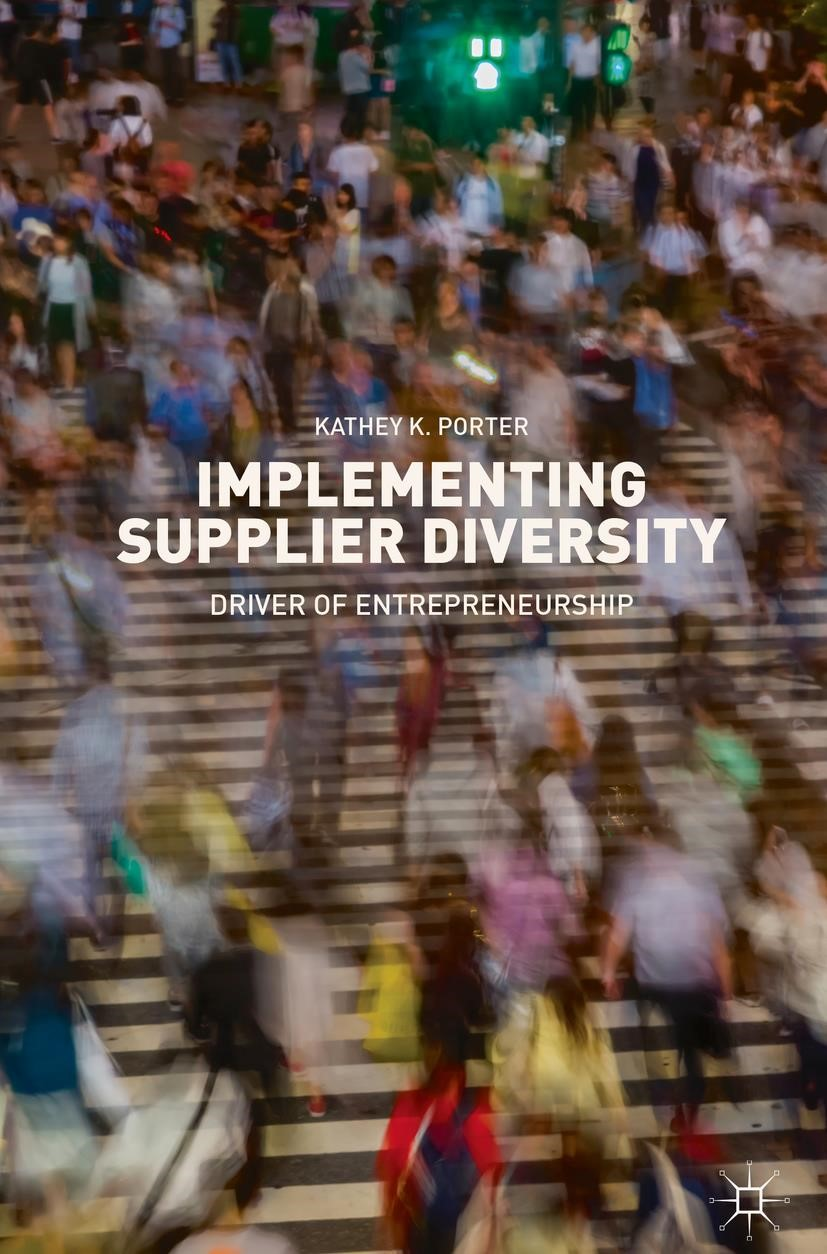 Implementing Supplier Diversity | Porter | 1st ed. 2019, 2018 | Buch (Cover)