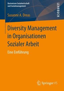 Abbildung von Dreas | Diversity Management in Organisationen der Sozialwirtschaft | 2019 | Eine Einführung