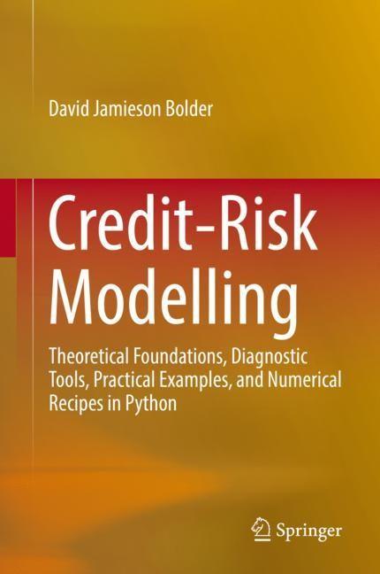 Abbildung von Bolder | Credit-Risk Modelling | 1st ed. 2018 | 2018