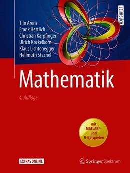 Abbildung von Arens / Hettlich / Karpfinger | Mathematik | 4. Aufl. | 2018
