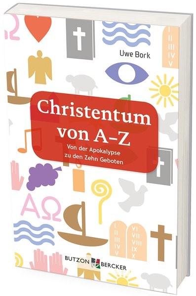 Christentum von A-Z | Bork, 2018 | Buch (Cover)